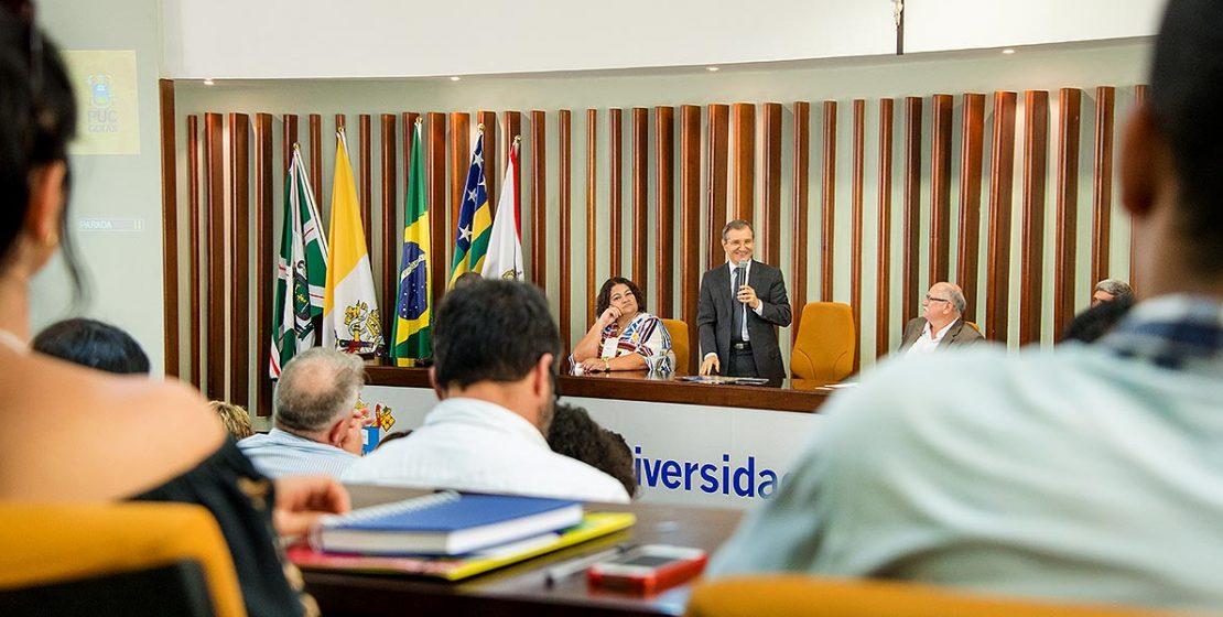 Foto: Wagmar Alves/PUC Goiás