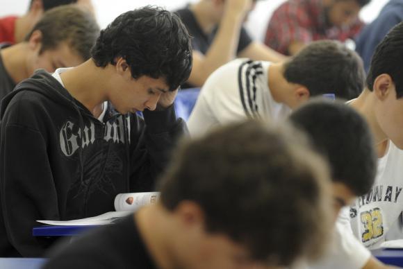 Nota do Enem pode ser usada para participar de programas como o Sistema de Seleção Unificada (Sisu) Foto: Wilson Dias
