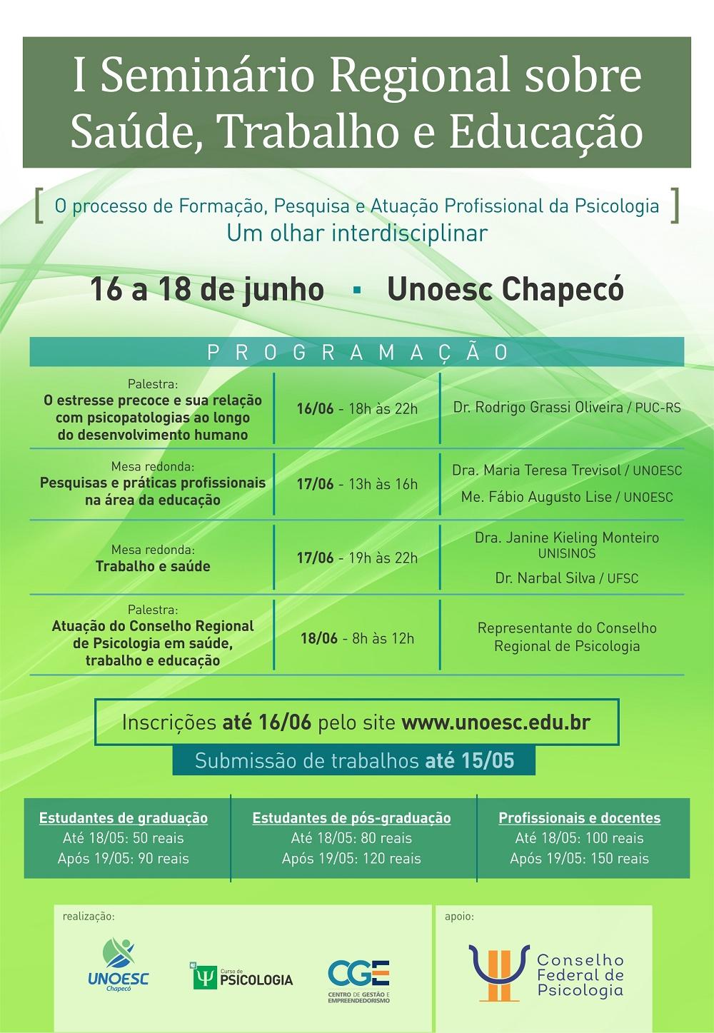 seminario PSICOLOGIA