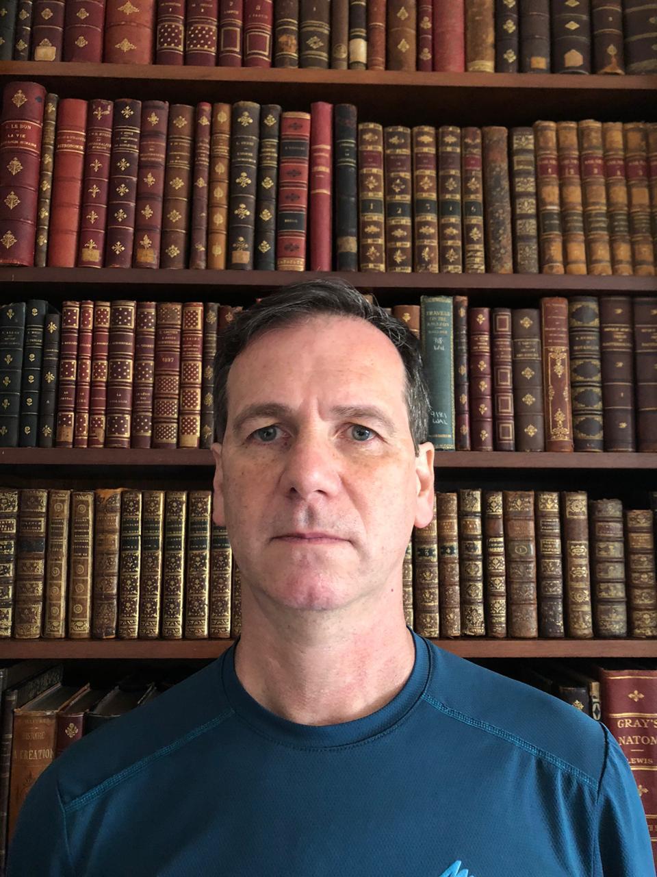 Professor José Artur Bogo Chies, da UFRGS (Foto: Arquivo Pessoal)